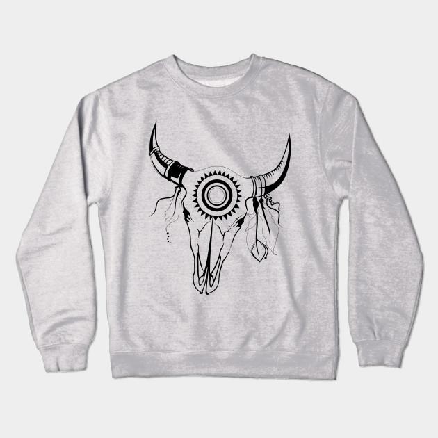 9e97ef6b9b Taurus Boho Gift Shirt - Taurus - Crewneck Sweatshirt | TeePublic
