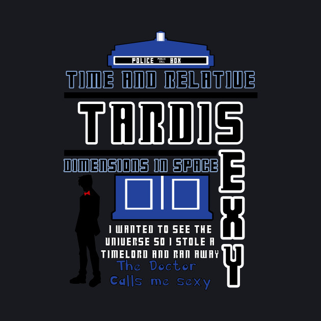 The Tardis that stole a Timelord
