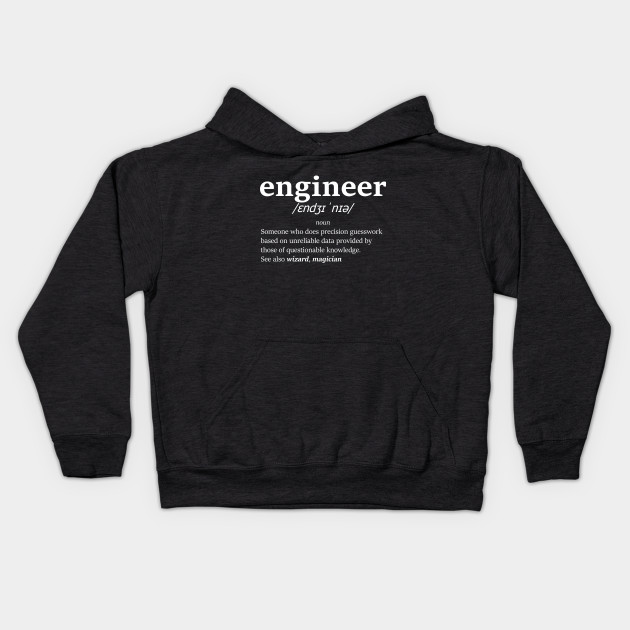 The definition of engineer (White)