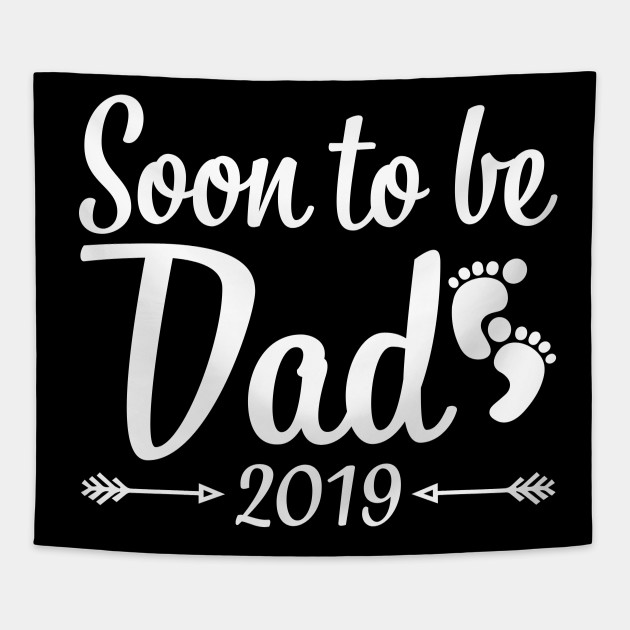 Christmas Gifts For Dad 2019.Soon To Be Dad 2019 Funny Pregnancy Announcement Shirt