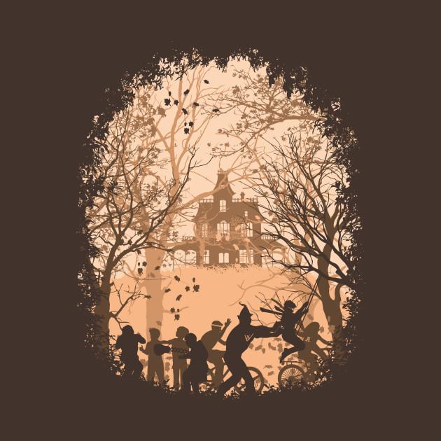 Autumn In Astoria 1 T-Shirt