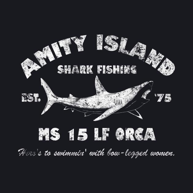 Amity Island Shark Fishing