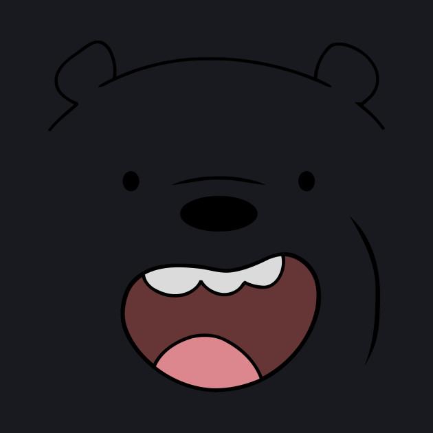 We Bare Bears' Grizz