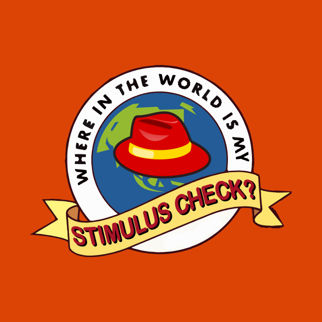 Where In The World Is My Stimulus Check?