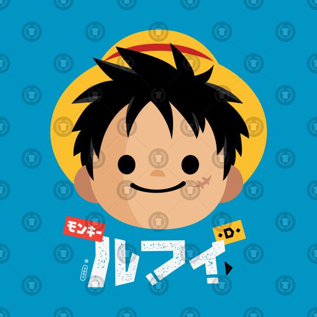 Monkey D Luffy Kawaii