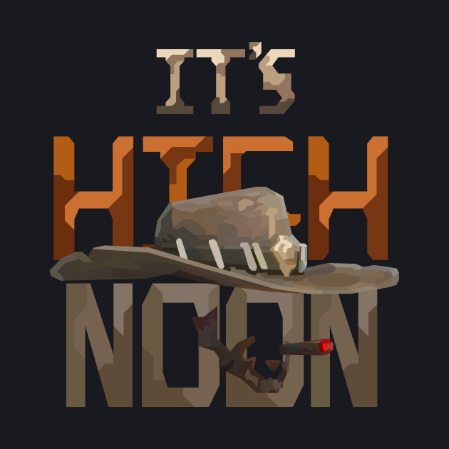 It's High Noon - McRee Overwatch