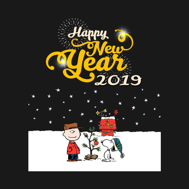Snoopy Merry Christmas Happy New Year Snoopy Happy New Year Merry