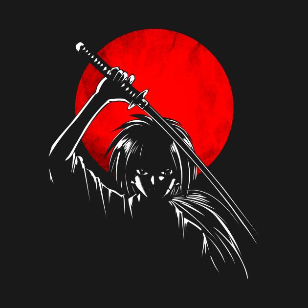 REDMOON KEN - Naruto - T-Shirt