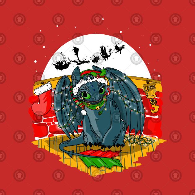 772181 1 - How To Train Your Dragon Christmas