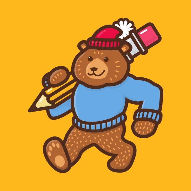 The Pencil Bear