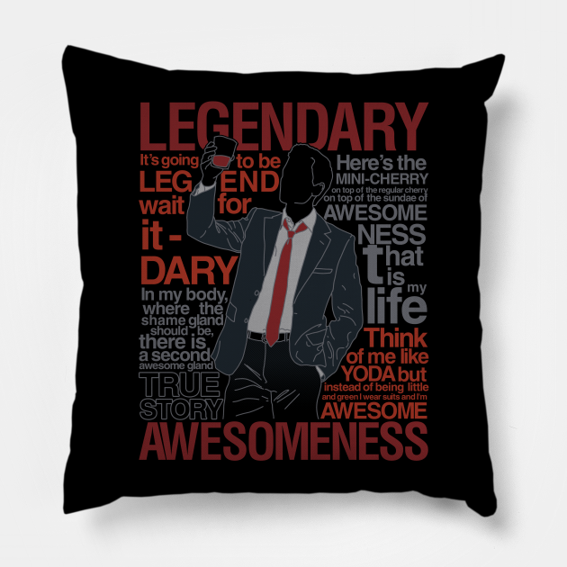 Legendary T-Shirt of Awesomeness