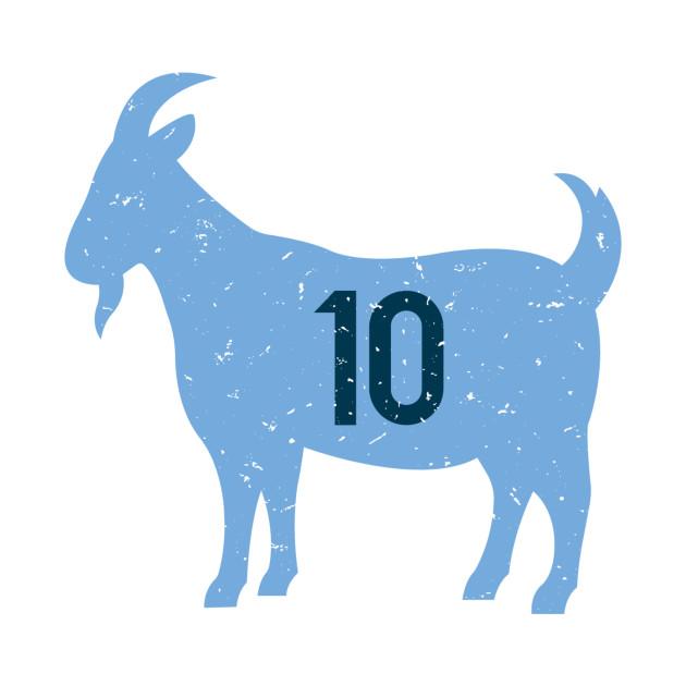 Goat 10 Argentina vintage