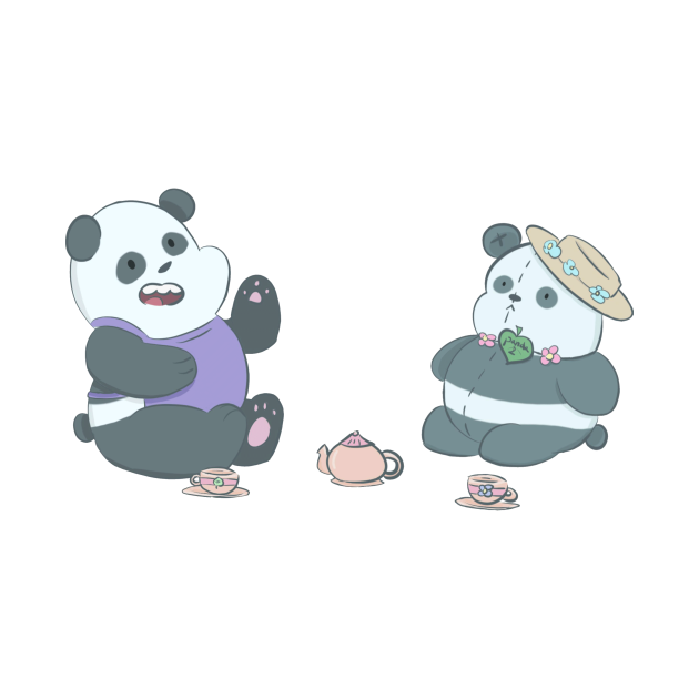 We Bare Bears - Panda