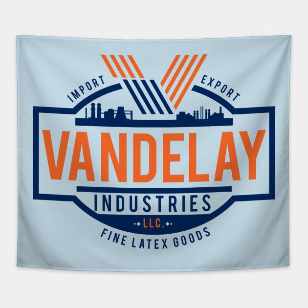 Vandeley Industries George Costanza Seinfeld Tapestry Teepublic