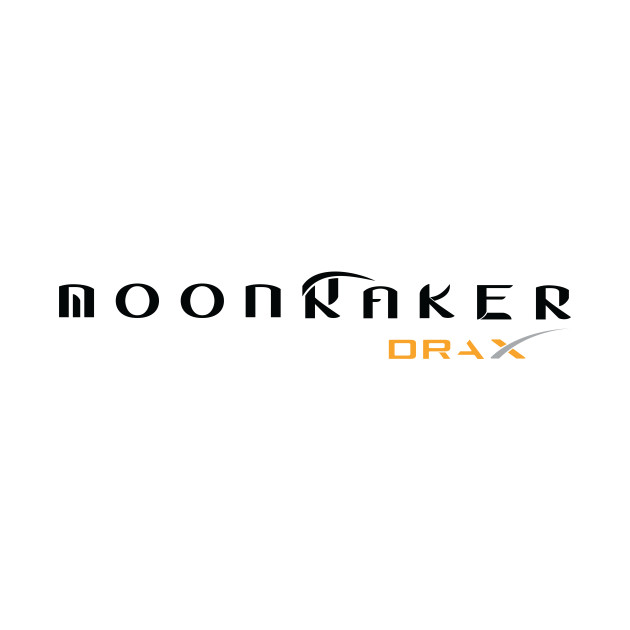 Moonraker SpaceX Logo