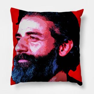 Oscar Isaac Cushion Pillow Cover Case Gift