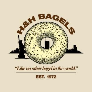 H&H Bagels t-shirts