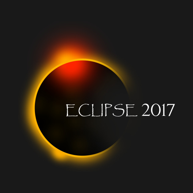 Total Solar Eclipse August 21 2017 Graphic T-Shirt