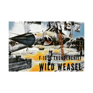 F-105 Thunderchief Polo Shirt