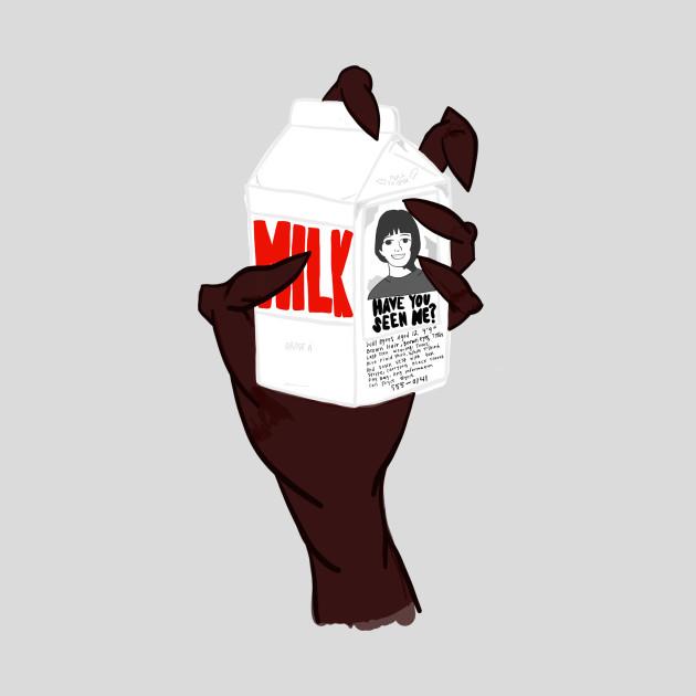 Will Byers - Milk Carton