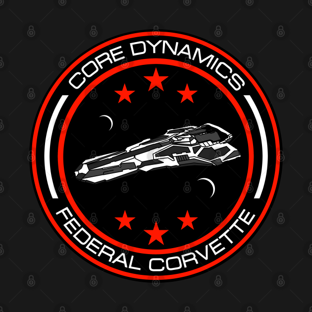 Elite: Dangerous - Federal Corvette