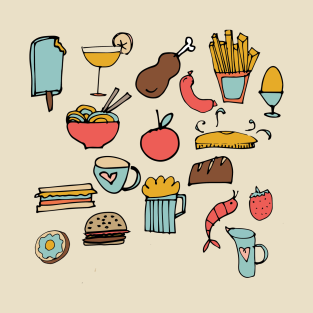 Food Lover T Shirts Teepublic