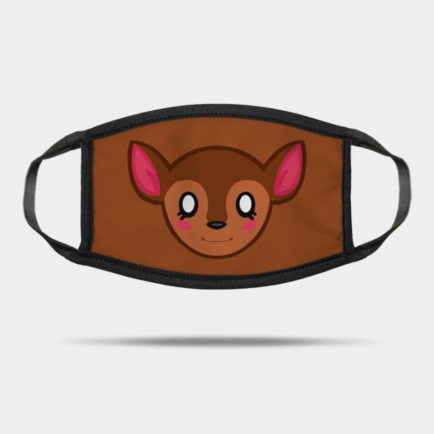 Fauna Animal Crossing Icon Fauna Mask Teepublic