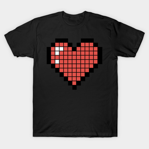 Pixel Art Heart