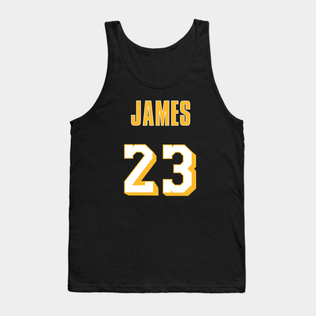 best loved 21b67 66ae0 LeBron James Throwback Lakers Jersey 2