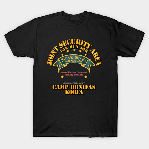 BRITISH ARMY JOINT FORCES COMMAND T-SHIRT