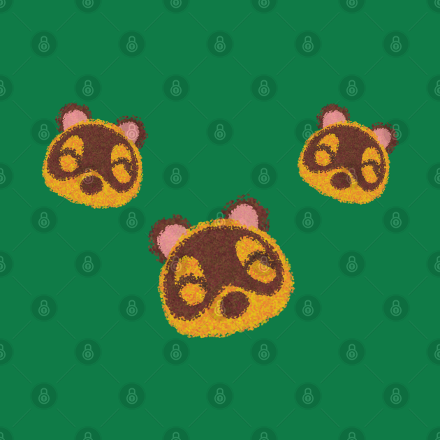 Animal Crossing Tommy Timmy