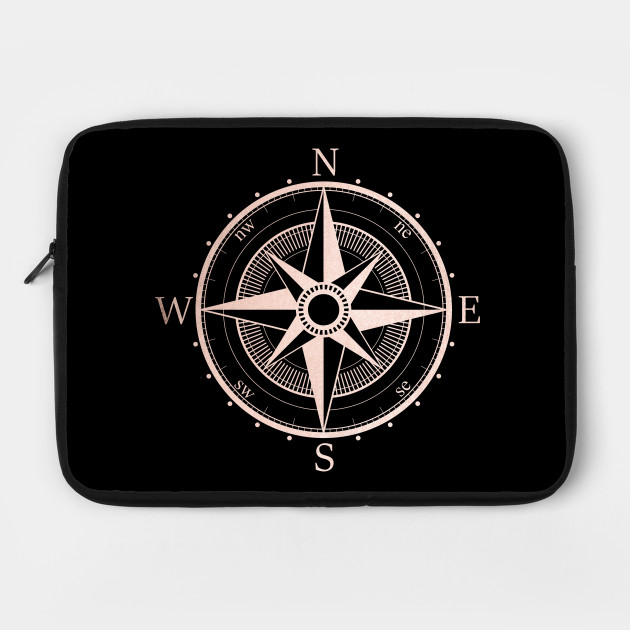 Rose Gold Compass