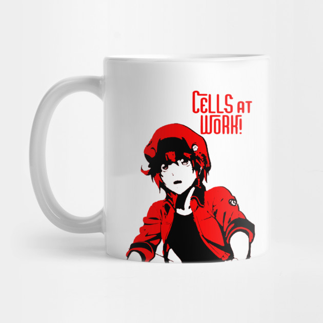 Red Blood Cell Hataraku Saibou