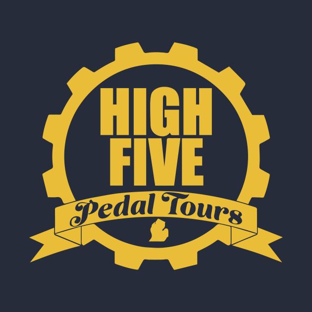 Maize High Five Gear Logo