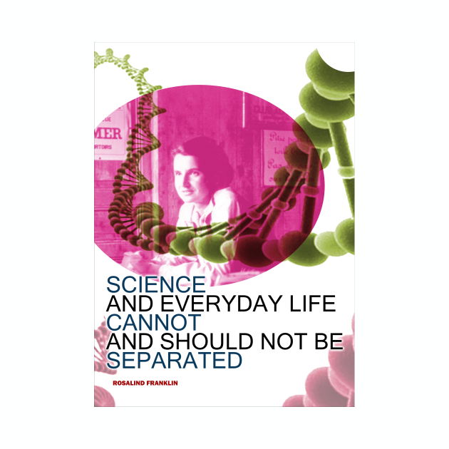 Rosalind Franklin Inspirational Quote