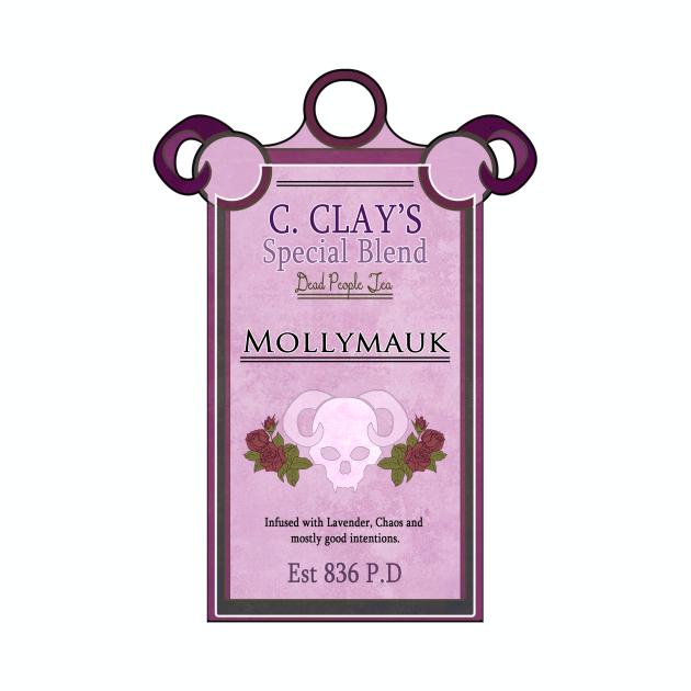 Dead People Tea - Molly