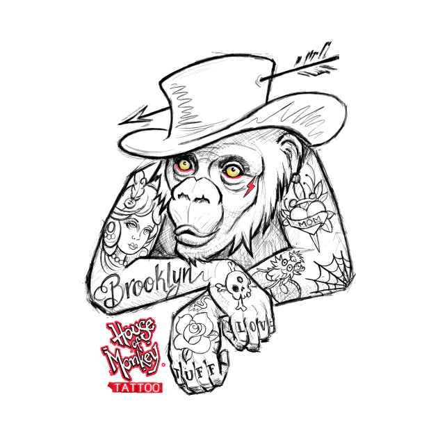 House of Monkey Tattooo