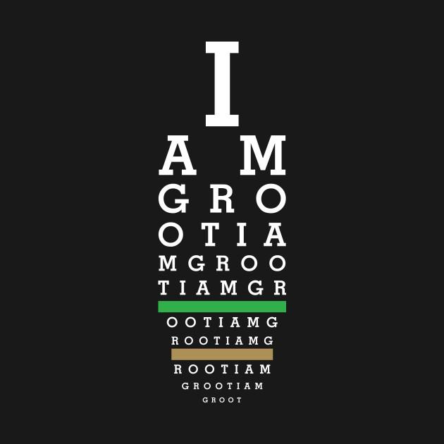 Eye Am Groot