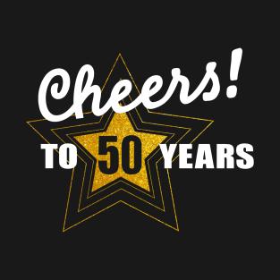 50th Birthday Gift T Shirt