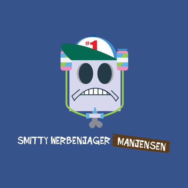 Smitty Werbenjagermanjensen