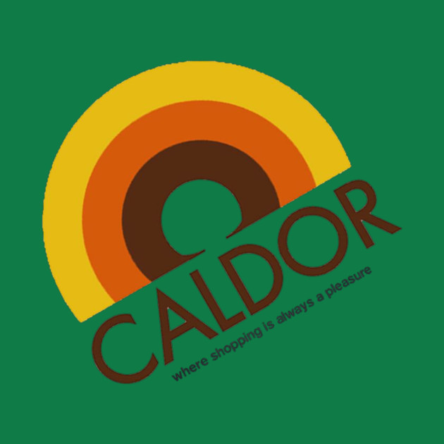 Caldor - Rainbow Logo Promo