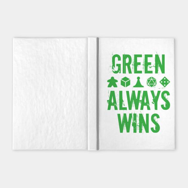 Green Always Wins