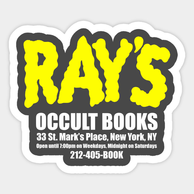 Ray's Occult Books