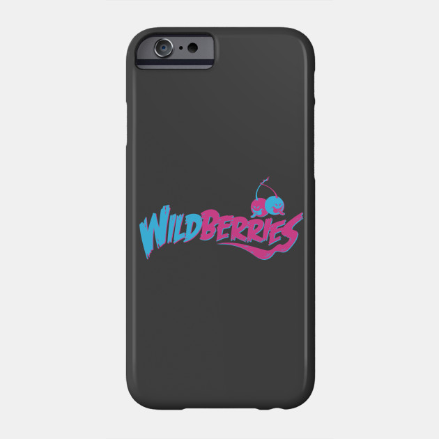 THE WILDBERRIES Phone Case