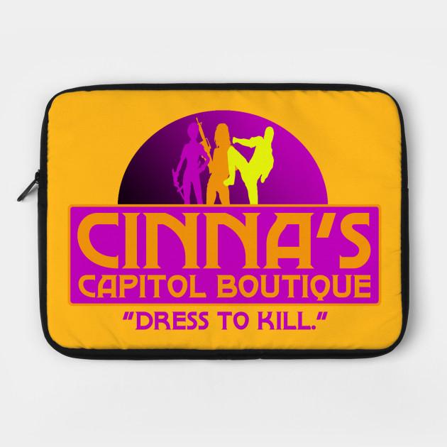 Cinna's Boutique