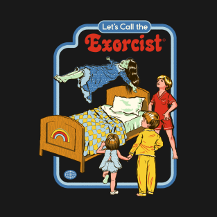 Let's Call the Exorcist t-shirts