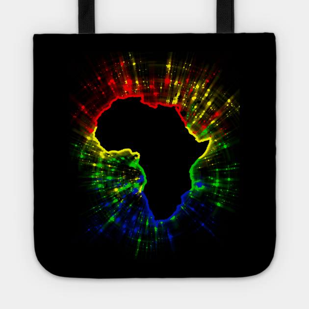 African Continent - Flag Colours