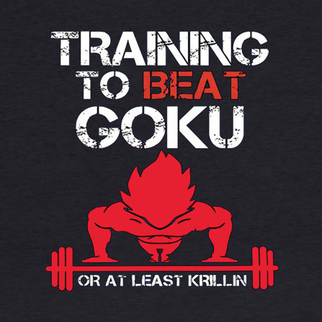 Train To Beat GOKU