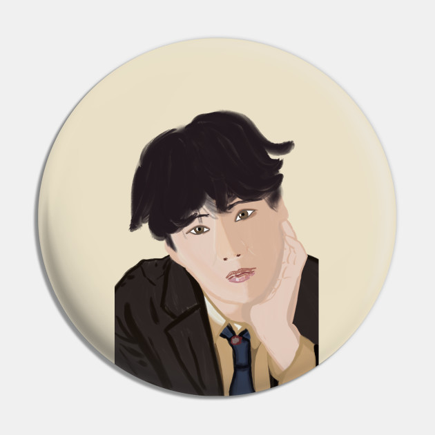 Min Yoongi Bts Suga Boy With Luv Photoshoot Fanart Yoongi Art