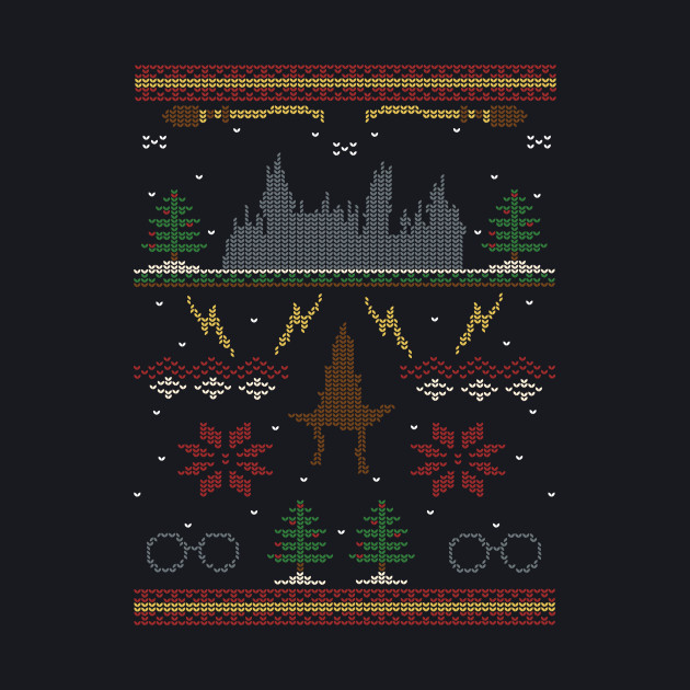 Ugly Potter Christmas Sweater